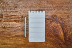 Taking notes – do you write nonsense?