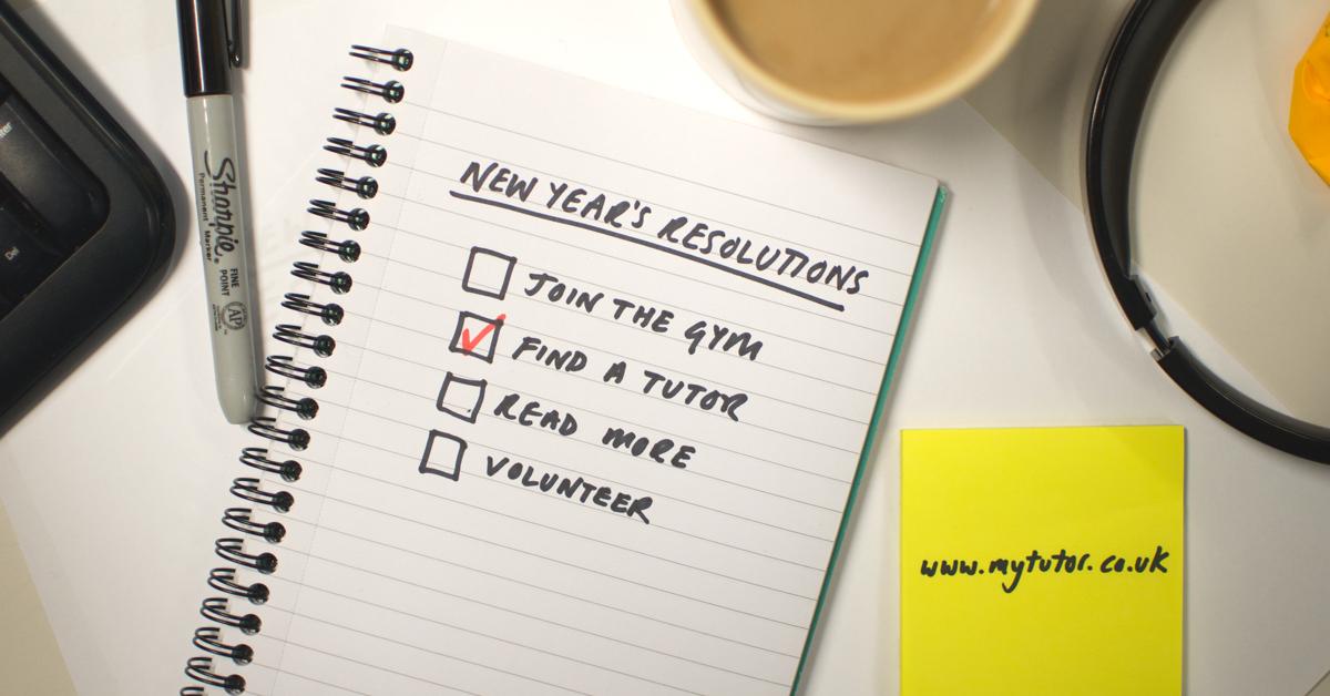 resolutions check list