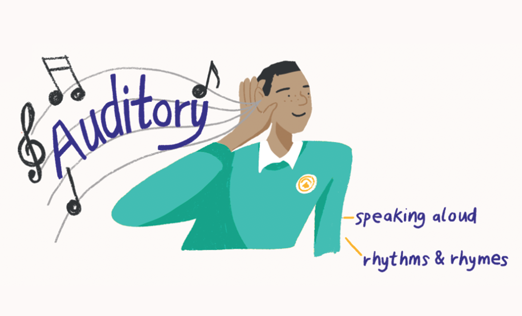 illustration-auditory-learner