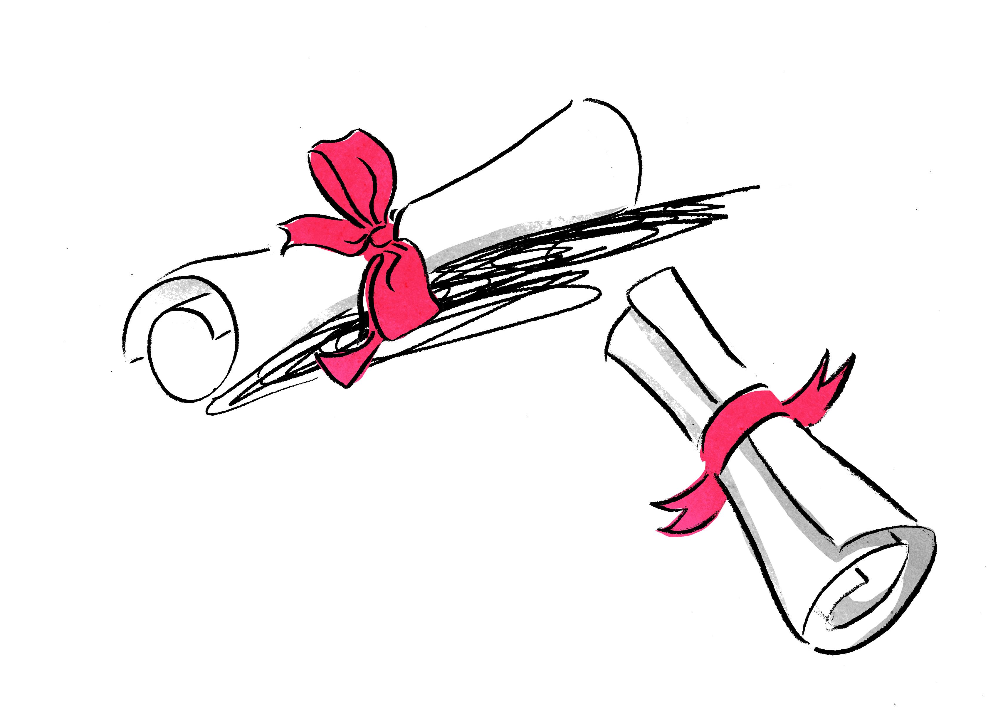 illustration-exam-results-scrolls