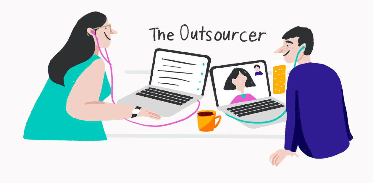working-from-home-homeschooling-illustration