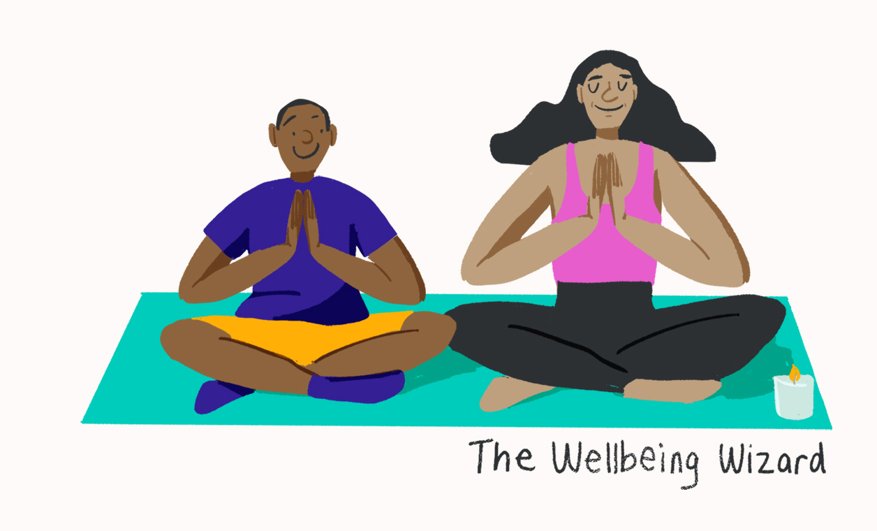 mum-and-son-doing-yoga