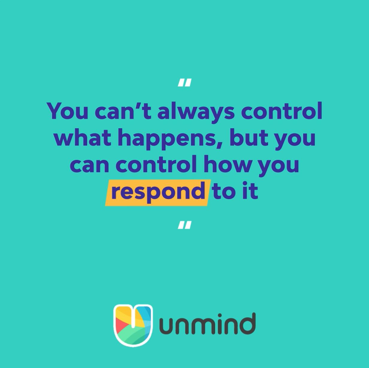 unmind-advice-quote
