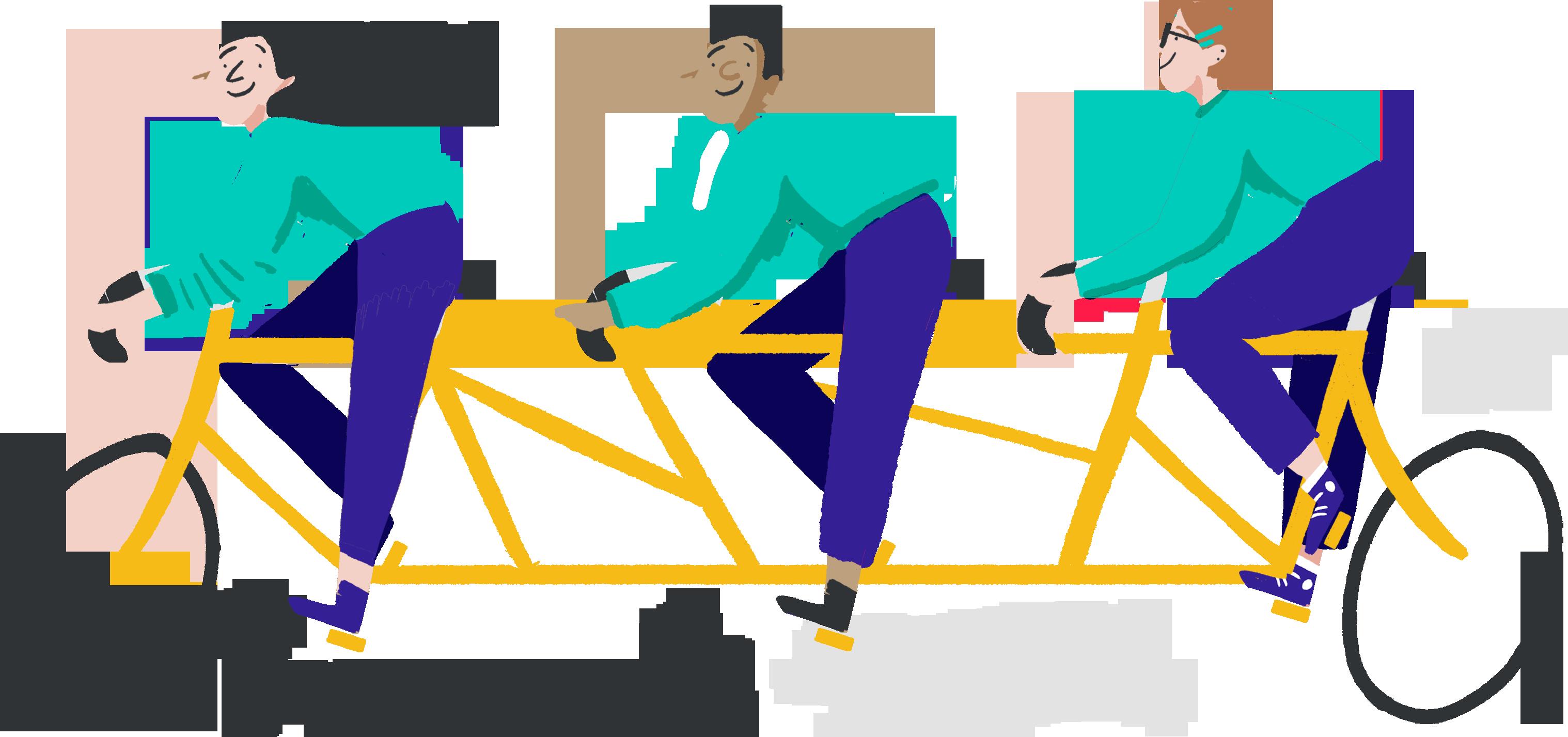 illustration-teamwork