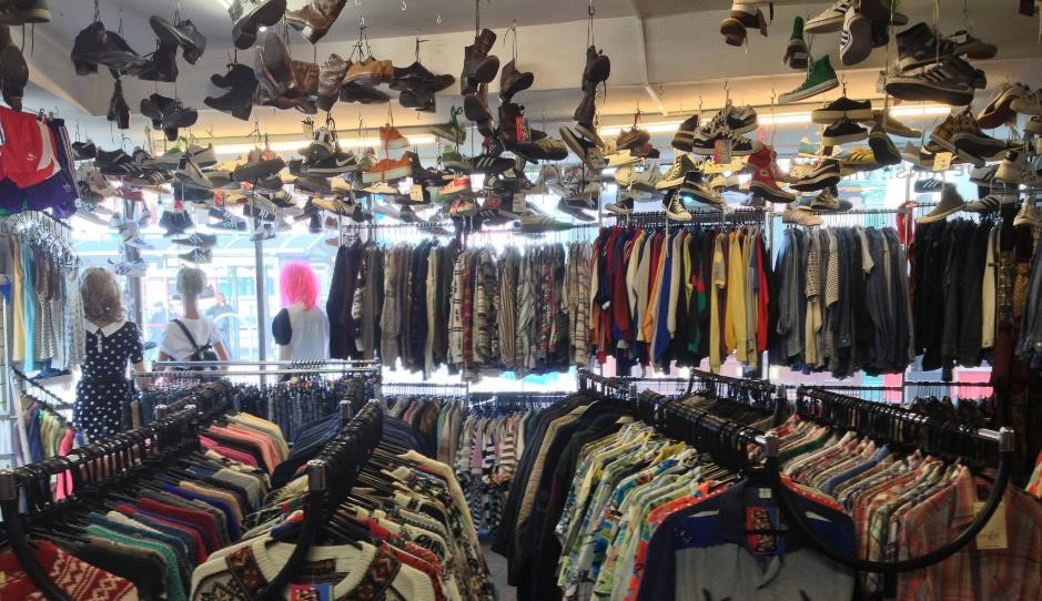 vintage clothing in Leeds