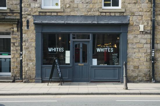 Whites cafe Leeds